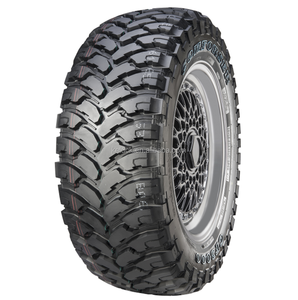 China factory radial jeep car tyre with DOT neumaticos PCR crystal tire 305/70R16LT 285/70R17LT rubber mud pneu voiture