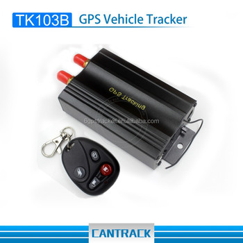 popular design vehicle gps tracker TK103B with tracking system