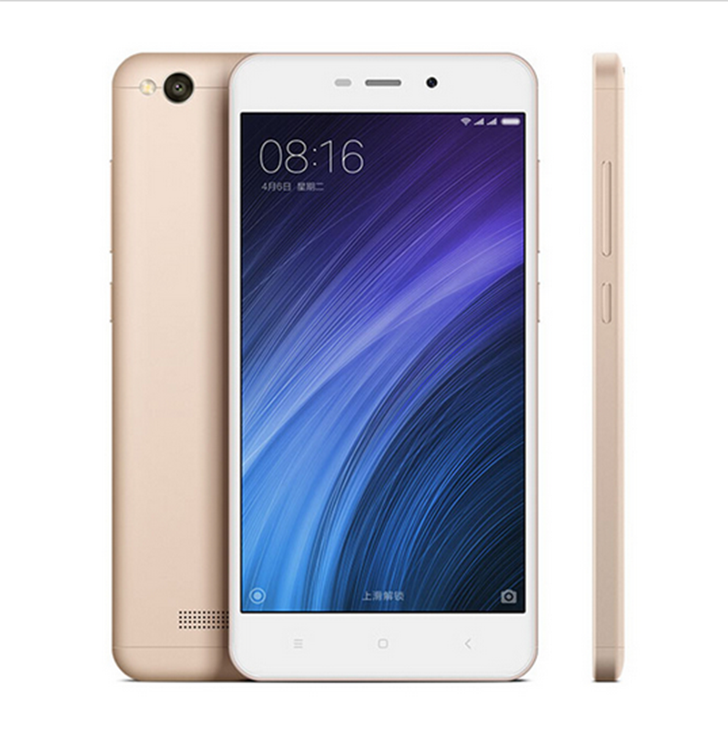 Original Xiaomi Redmi 4A Snapdragon 425 Quad Core 2G 16GB Mobile Phone