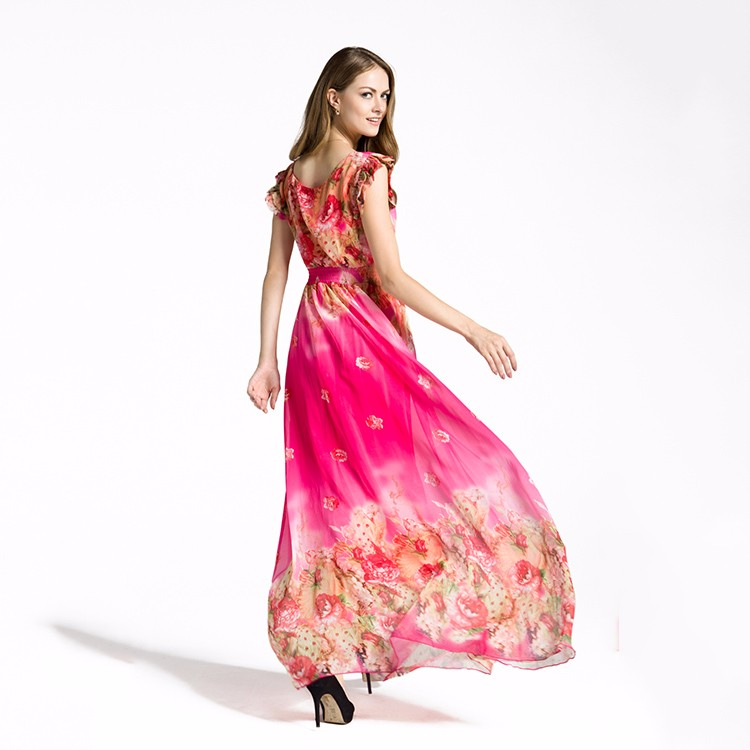 Wholesale Girls Pink Long Prom Dress Jakarta - Buy Girls Dress Long ...
