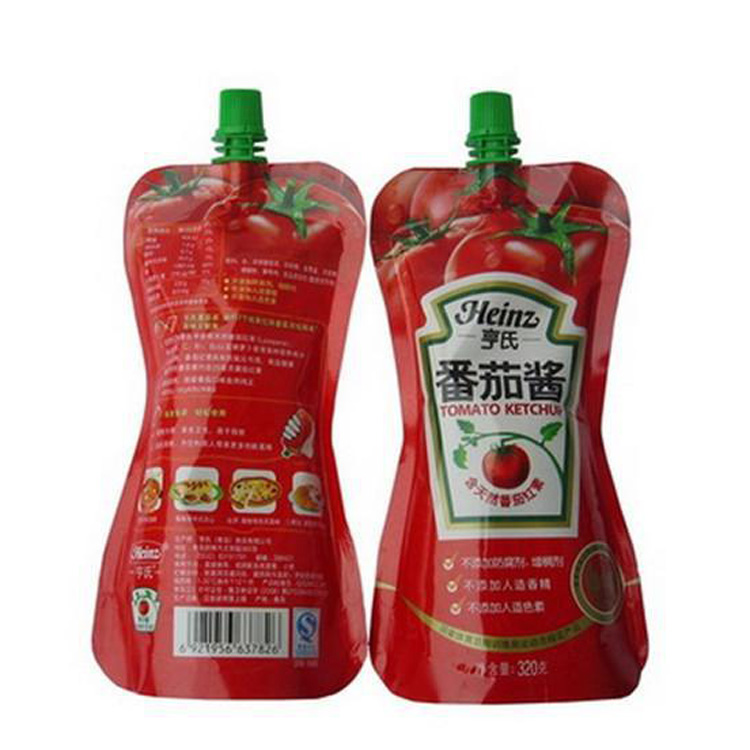 Professional Manufacturer Tomato Paste Filling And Sealing Packing Machine