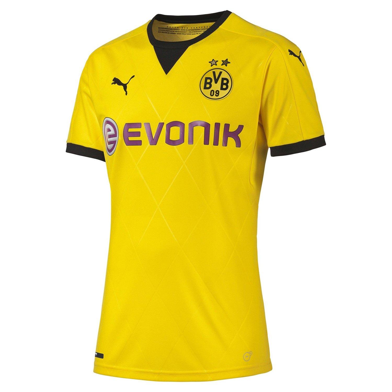 c9e01dc6fdf3 Get Quotations · Puma Borussia Dortmund 15 16 Ambassador Jersey