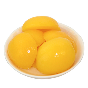 2014 Crop prefer Chinese Frozen IQF yellow peach halves