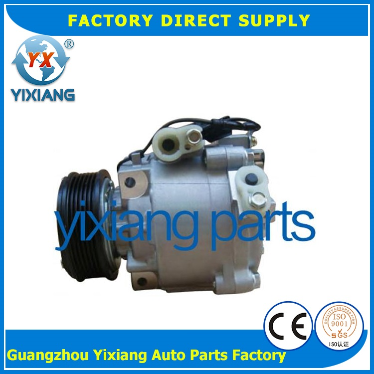car ac compressor QS90 for Mitsubishi Lancer AKS200A402C