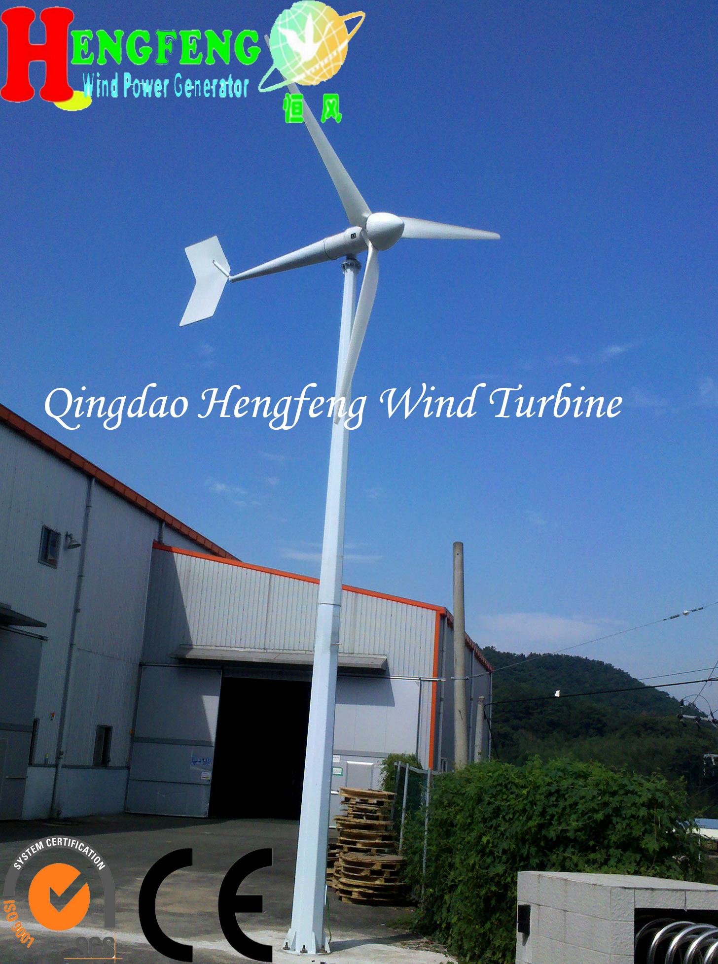 wind power turbine generator system 10kw farm use high efficiency