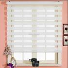 finished Roller zebra blinds shades&shutter