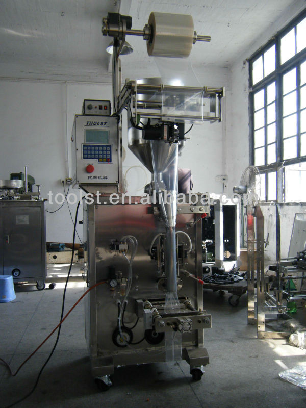 Automatic Liquid Packing Machine for shampoo TPY-388L bag juice filling machine