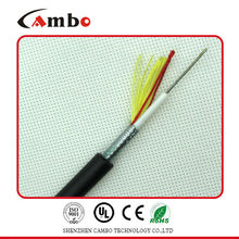 G652A1 SM SX 4 Core Fiber Optic Cable Price In Active device Termination