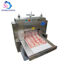 High capability Multifunction automatic used frozen goat meat cutting machine/cheese slicer