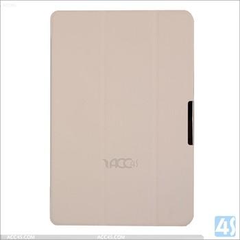 2015 Nuevos Artículos De Cuero Blanco Para Tablet Asus T100chi,10 ...