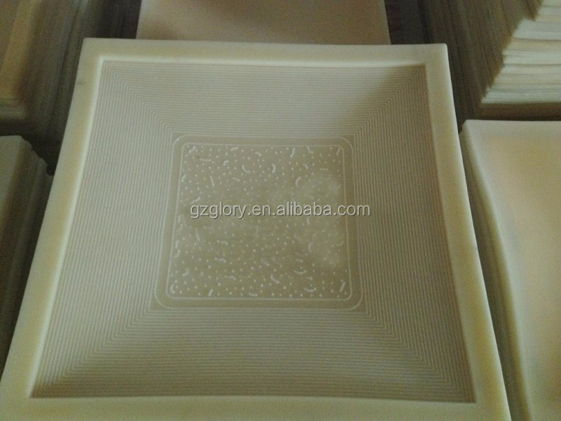 Glory decoration gypsum ceiling mould for plaster/gypsum board false ceiling