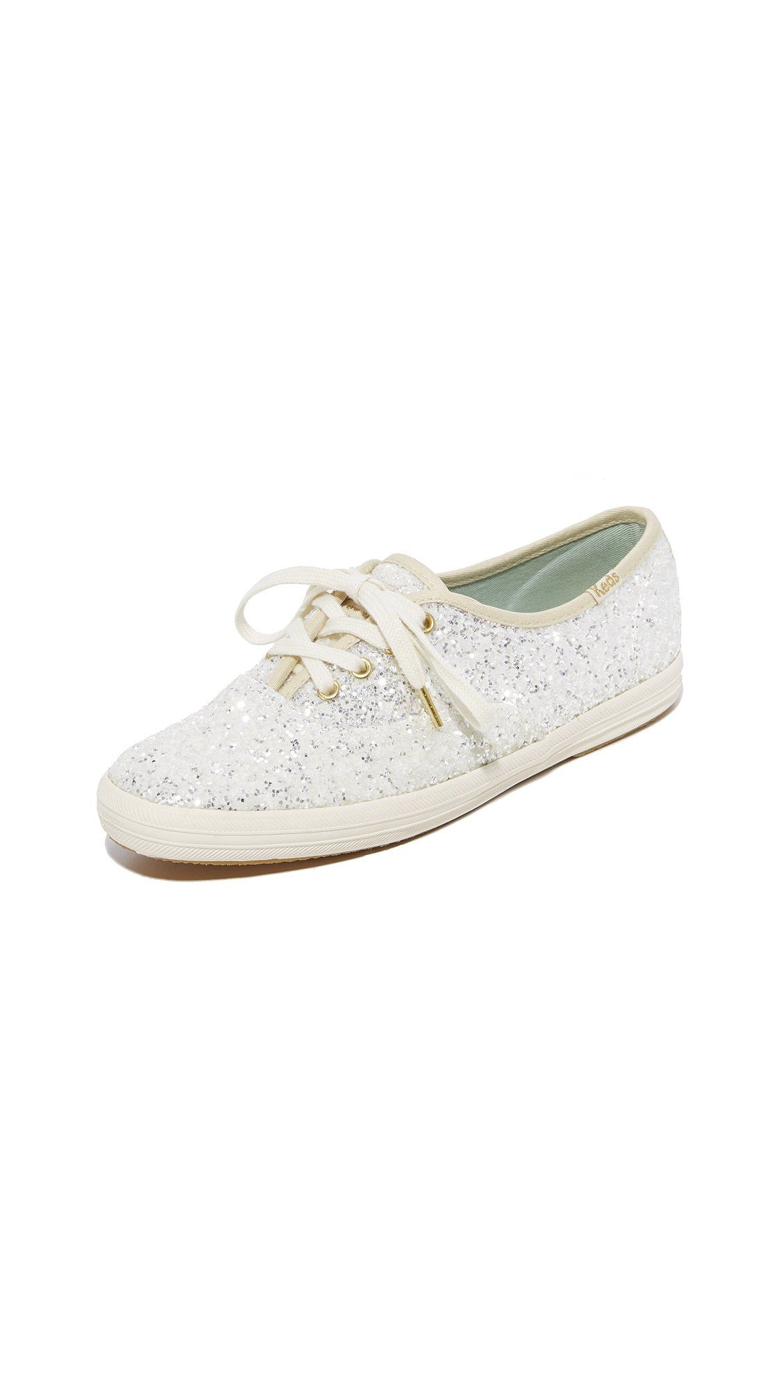 af279fdd354 Get Quotations · Keds Women s x Kate Spade New York Glitter Sneakers