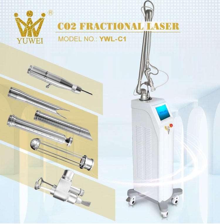 Co2 laser vaginal tightening machine