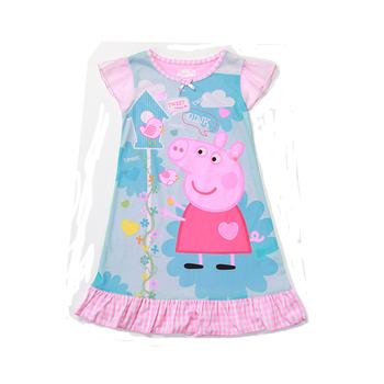 New style wholesale Printed 100% Cotton fabric Baby Pajamas animal pajamas  children's sleepwear