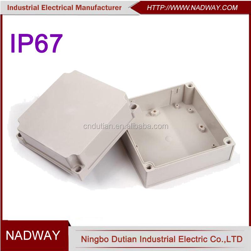 Ip67 Plastic Waterproof Electrical Junction Box, Ip67 Plastic ...