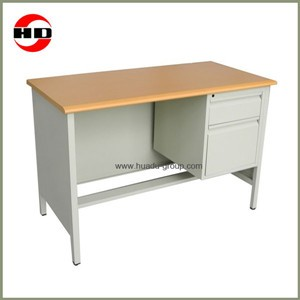 Charmant Office Used Standing Computer Metal Locker Desk With Drawer