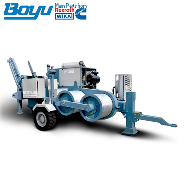 German Rexroth pump cable hydraulic puller