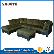 Luxury Double Reclining leisure popular living room sofa