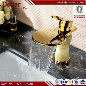 Natural Stone Waterfall Faucet,Fashionable Basin Tap,New Design ...