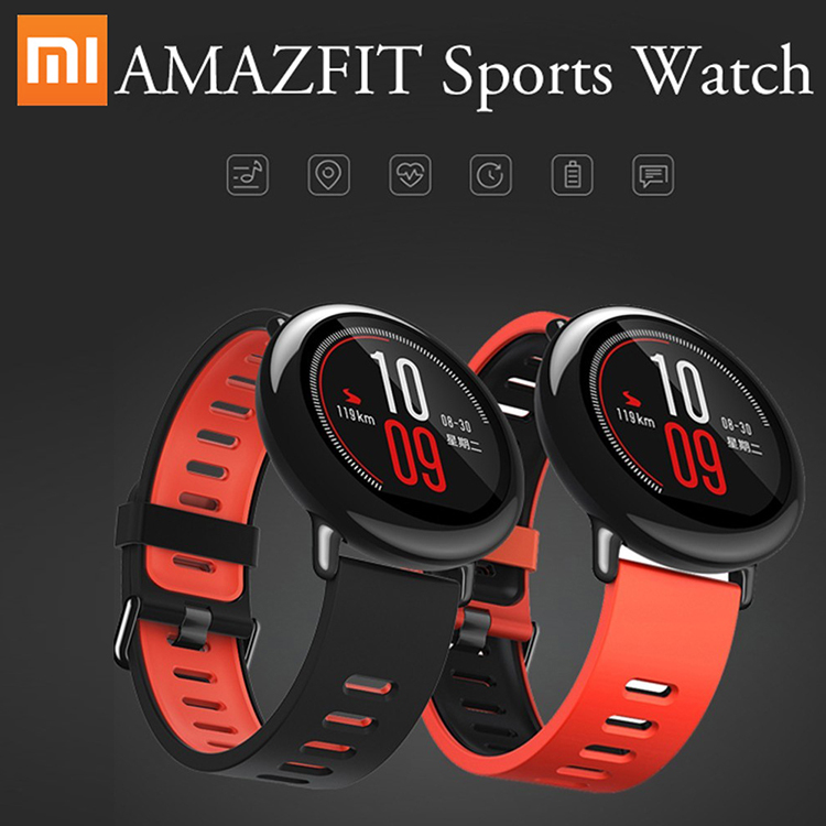 Xiaomi GPS Running Amazfit Pace Multisport Smartwatch Waterproof IP67