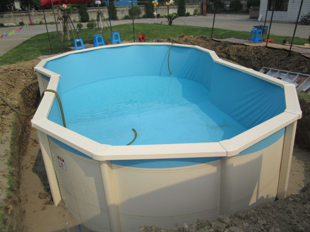 Plastic swimming pools sale intex pool metal frame metal for Buy swimming pool
