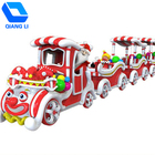 Best selling trackless train ride