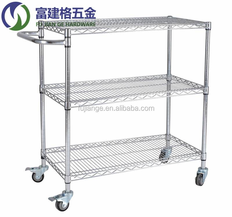 Wire Mesh Cart, Wire Mesh Cart Suppliers and Manufacturers at ...