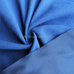 100% Polyester Shining One Side Plain Car Seat Cover Material/Garment/Suits/School Uniform Brushed Super Poly Trinda Fabric
