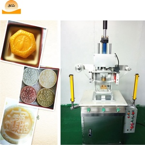 Small Automatic Toilet Bar Manual Handmade Soap Press Stamping Making Machine Price for Soap Stamp Printing Stamper Machine
