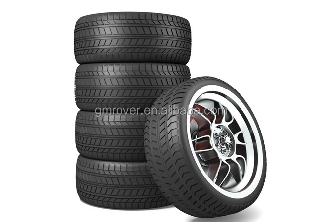 PCR car tire factory supply for America and Europe