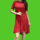 OEM Wholesale Factory Direct Marketing Lace Women Dresses