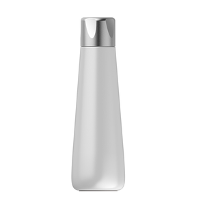 Double-layer vacuum stainless steel with drinking water reminder HD LCD touch screen intelligent Insulated water bottle