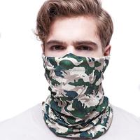 Wholesale Seamless Bandana Cap Cheap Polyester Men Head Scarf
