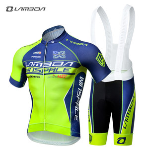 Lameda Men Pro Team Custom Sublimation Cycling Jersey Cycling wear