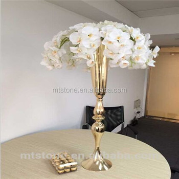 L0160129 Real Touch Artificial Orchid Wedding Table Centerpiece For