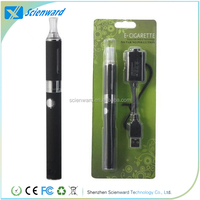 2014 fashionable quit smoking aids evod battery MT3 atomizer electronic cigarette