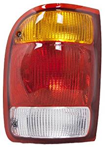 OE Replacement Ford Ranger Driver Side Taillight Assembly (Partslink Number FO2800121)