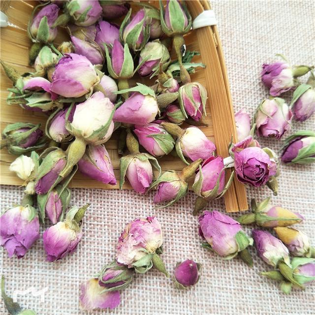 Mei gui chinese herbal health organic dried pink rose buds - 4uTea   4uTea.com