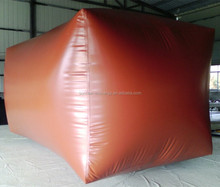 biogas storage balloon PVC membrane bag for biogas plant digester to store biogas