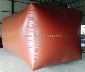 Biogas Storage Balloon Pvc Membrane Bag For Biogas Plant Digester To Store  Biogas - Buy Biogas Storage Balloon,Biogas Storage Bag,Storage Bag For