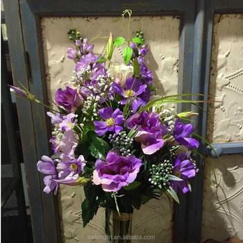 High Quality Handmade Wholesale Artificial Flower Arrangement