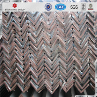 SS400 hot rolled national iron light angle steel