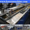 production line pe pvc wood plastic composite machine for sale