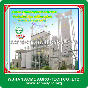 AUTO modern high quality parboiled basmati rice