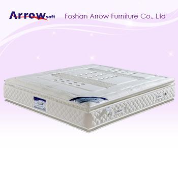 Arrow Soft 5 Star Hotel Bed Mattress King Size Memory Foam