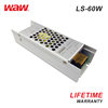 1.25A 48V 60W Ultra-thin LED Switch Power Supply