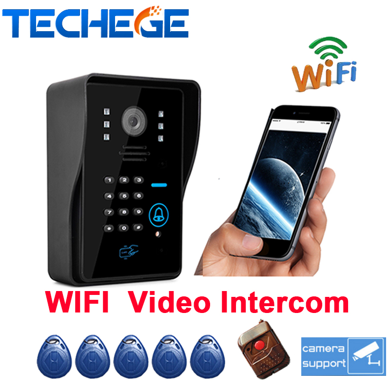 Online kopen Wholesale wifi intercom uit China wifi