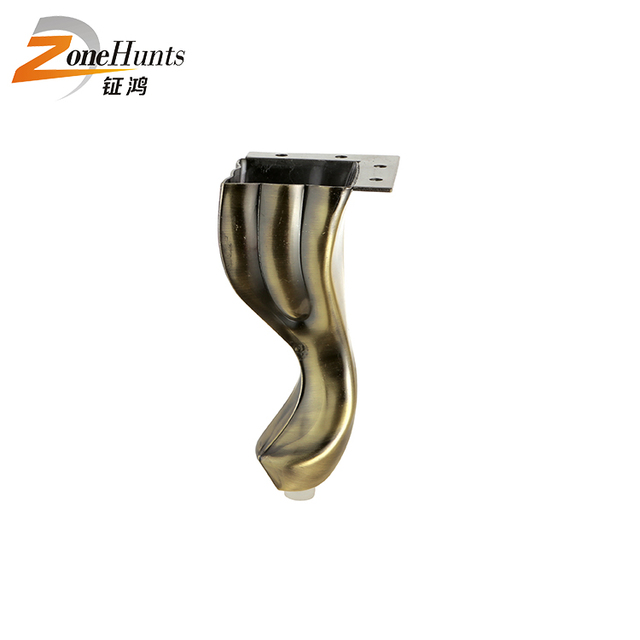 China Online Selling chrome metal fixed antique brass color furniture feet - Buy Cheap China Antique Furniture To Sell Products, Find China