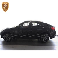 For bmw X6m e71 car body kits new design My style auto spare tuning parts for sale
