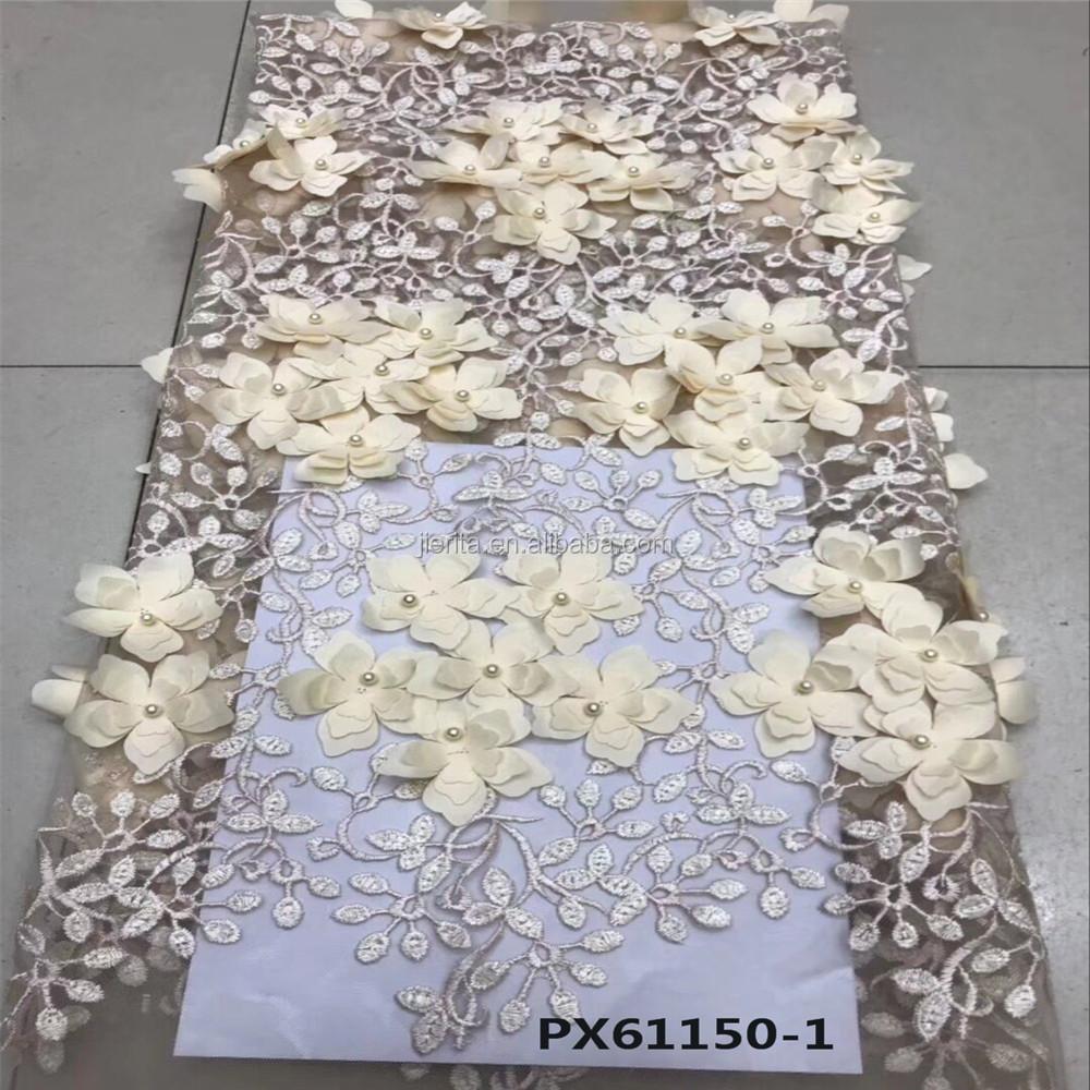 Nxpi Stock Quote: YS61150-2 Blanco Puro Vestido De Novia Bordado De Malla